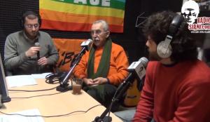 Giulietto Chiesa, intervista a Radio Siani