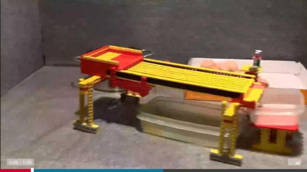 Lego Eier Trenn Vorrichtung - üfchen