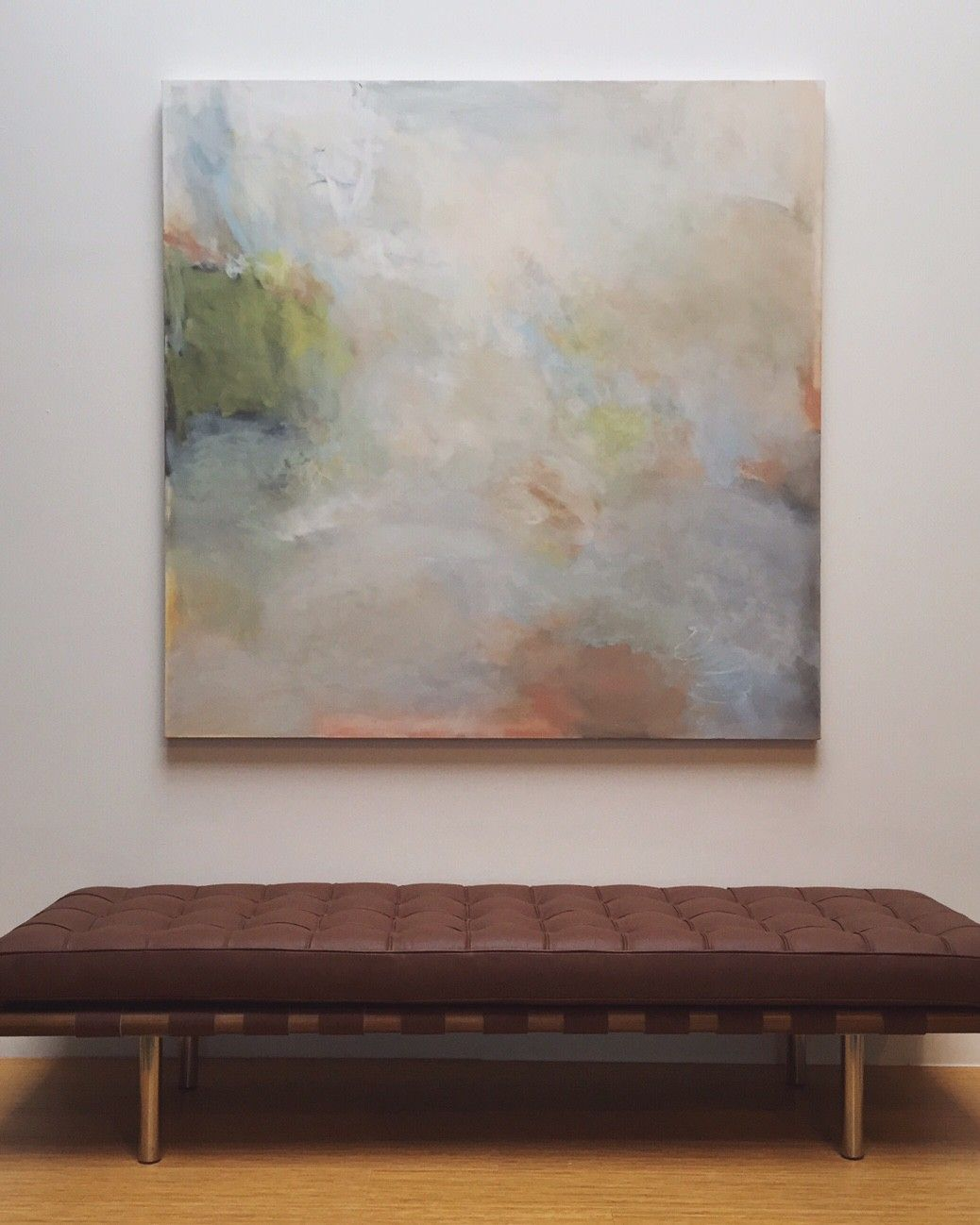 Large Scale Art Abstract Paintings By Bellingham Wa Based Artist Sharon Kingston