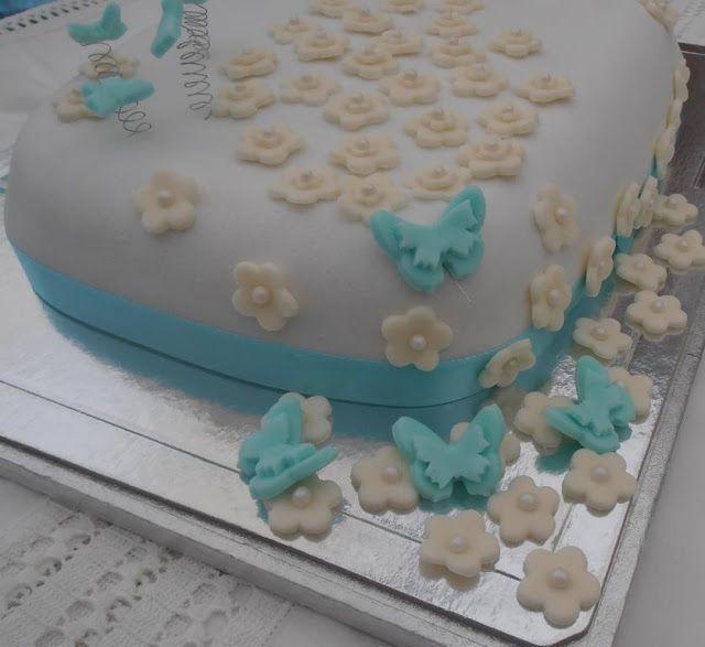 Butterflies cake#Bolo borboleta#festas#parties