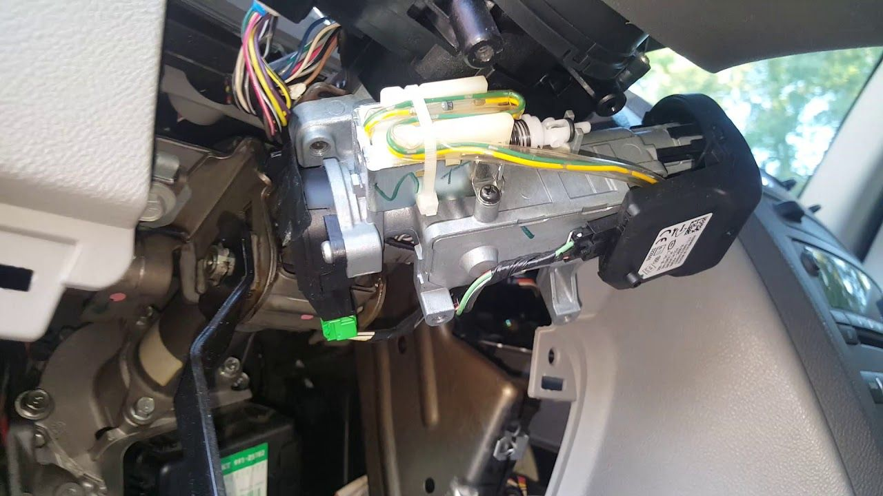 How To Replace The Power Steering Motor Assembly 2008 Chevy Hhr In 2020 Chevy Hhr Chevy Motor
