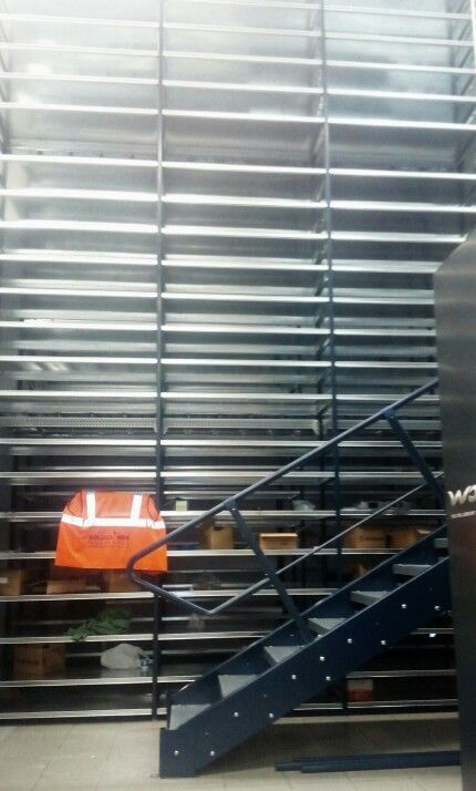 Estanterias metalicas en canarias montadores entanter as - Estanterias metalicas modulares ...