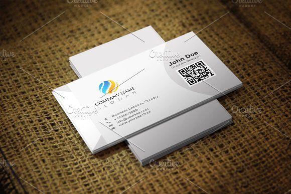 Silverian Corporate Business Card Business Cards Creative Templates Corporate Business Card Photography Business Cards Template
