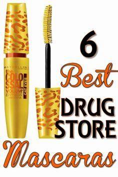 6 Best Drugstore Mas     6 Best Drugstore Mascaras