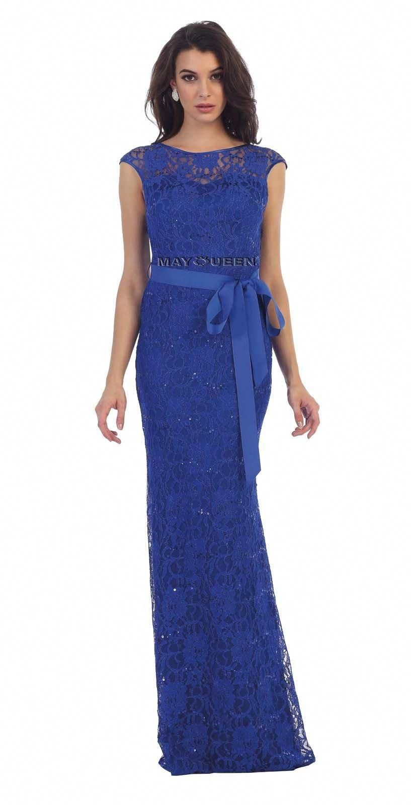 ce6638fec1 This elegant long mother of the bride dress comes with sequins