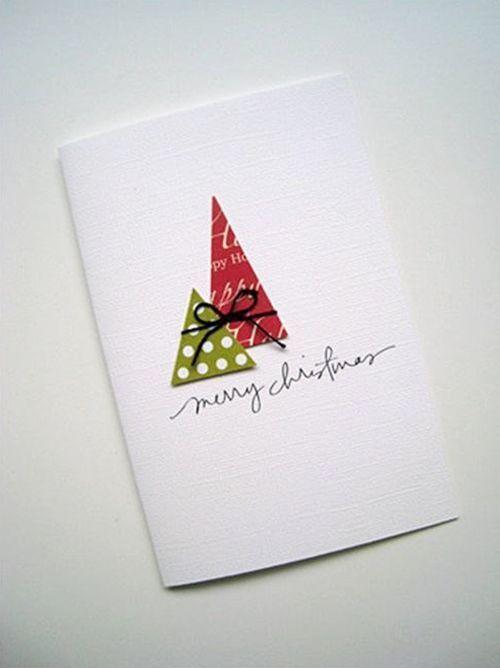 enva tarjetas de navidad originales hechas a mano estas fiestas aqu tienes una fantstica seleccin de - Postales De Navidad Caseras