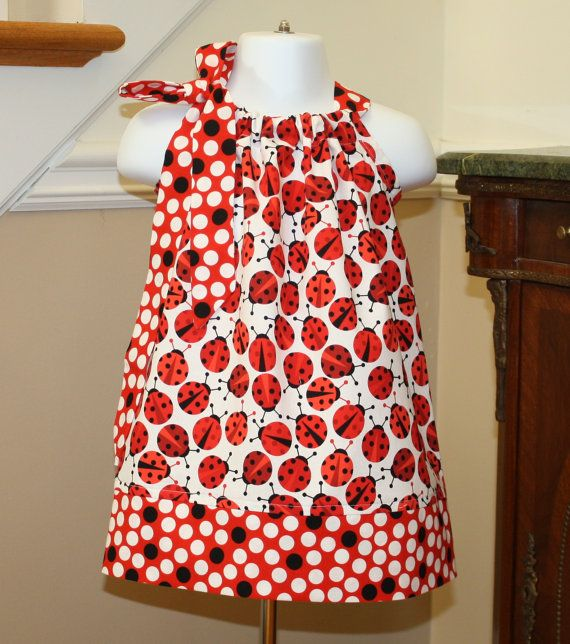 Summer dress girls pillowcase  dresses for girls colorful cotton dress girls size 5 dress shoulder tie dress Easter dress unique dress