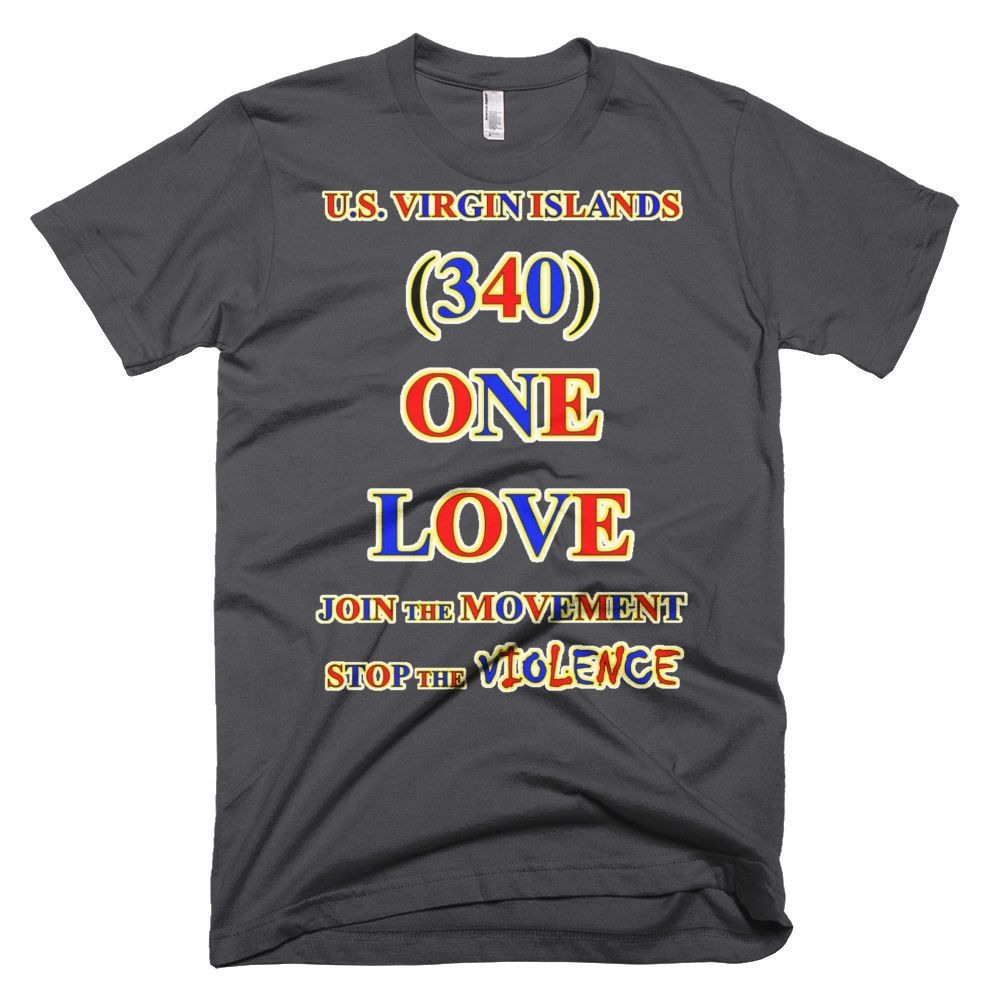 1663T US VIRGIN ISLAND Area Code 340 ONE LOVE T