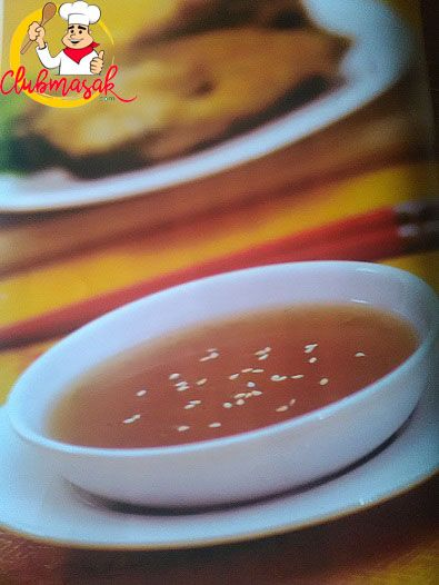 Resep Saus Lemon Aneka Masakan China Club Masak Saus Lemon Resep