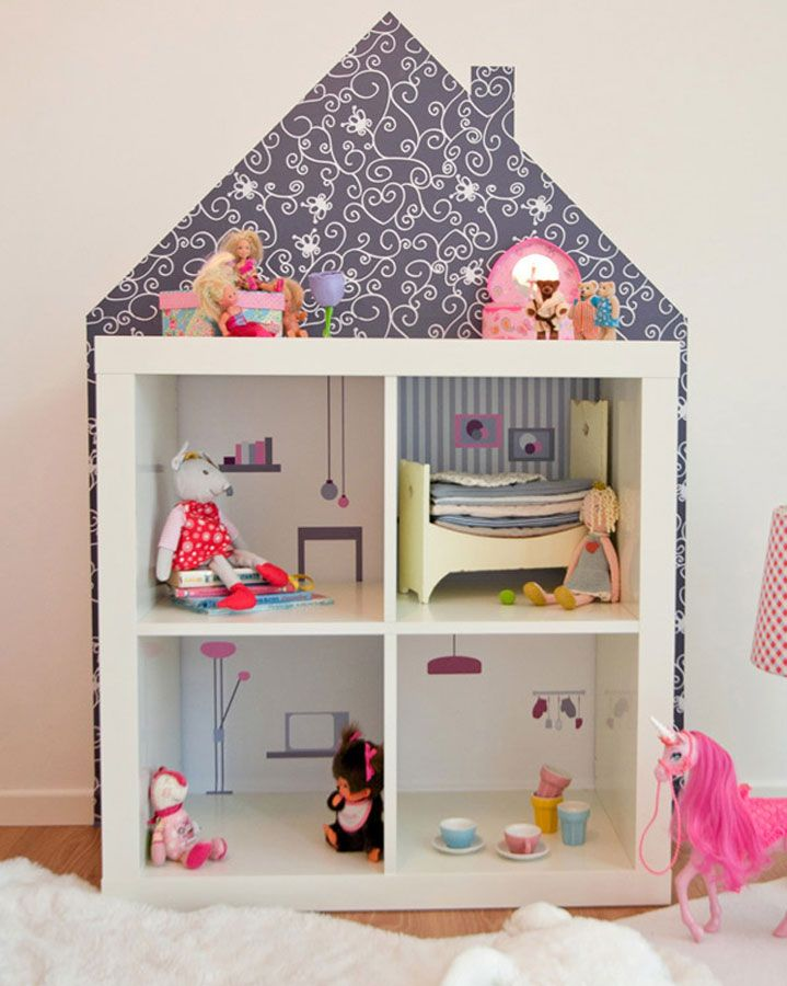 barbie m bel selber bauen stylischen sessel aus ikea bilderrahmen puppenhaus pinterest. Black Bedroom Furniture Sets. Home Design Ideas