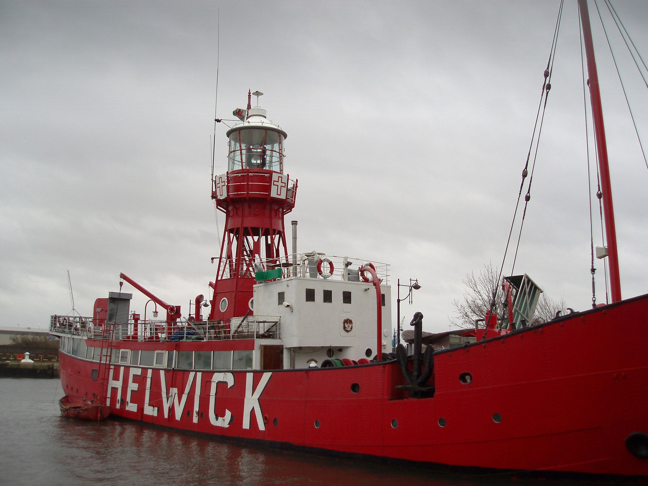 What is a Lightship?