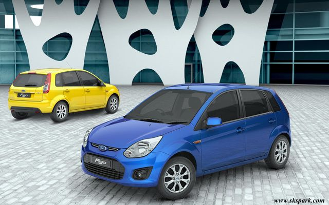 After This Remarkable Hit Ford Has Introduced A New Ford Figo To