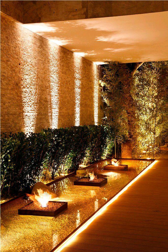 Detalles iluminaci n arquitectura pinterest patios - Iluminacion exterior ...