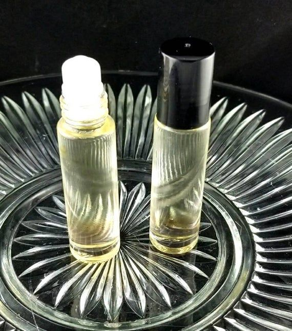 9MM Men's Cologne Oil, Coffee & Leather Roll On Fragrance Oil, Bpa Free Glass Bottle, Moisturizing J #jojobaoil