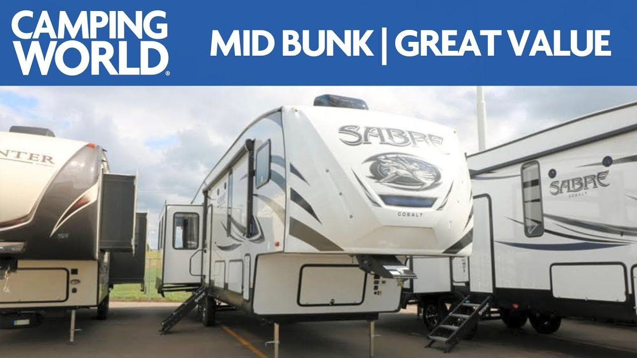 2019 Forest River Sabre 36bhq Bunkhouse Fifth Wheel Rv Review