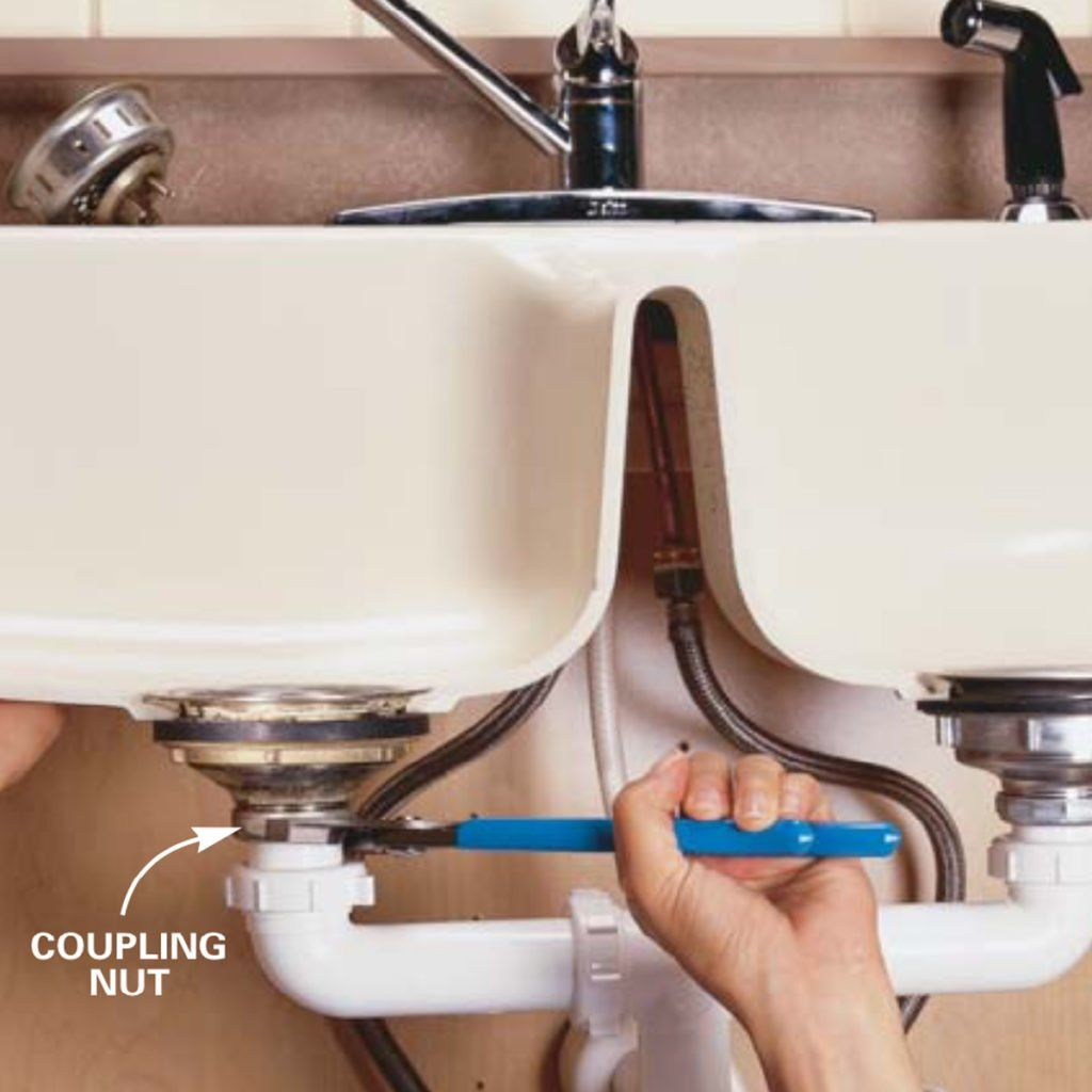 How To Replace A Kitchen Sink Basket Strainer In 2020 Sink Basket Kitchen Sink Strainer Kitchen Sink