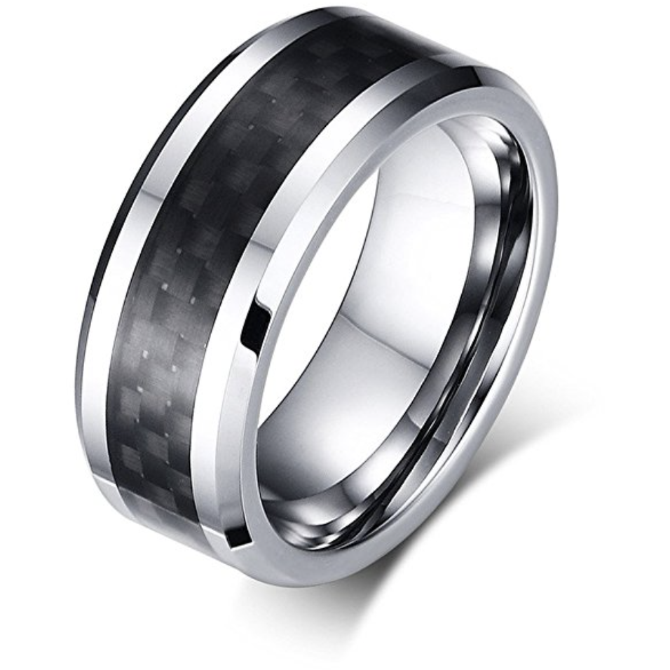 The Darth Vader Darth vader Tungsten carbide and Wedding