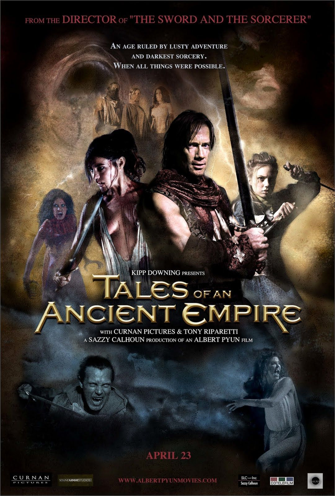 New Tales Of An Ancient Empire Artwork With Images New Movies