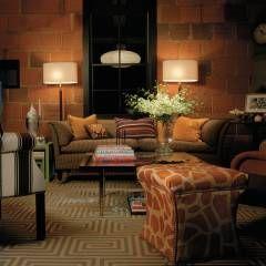 Ambientación / Atenuación de la iluminación : Salas de estilo mediterraneo por PROENER
