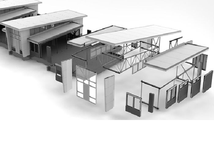 The time and cost benefits of modular construction are well