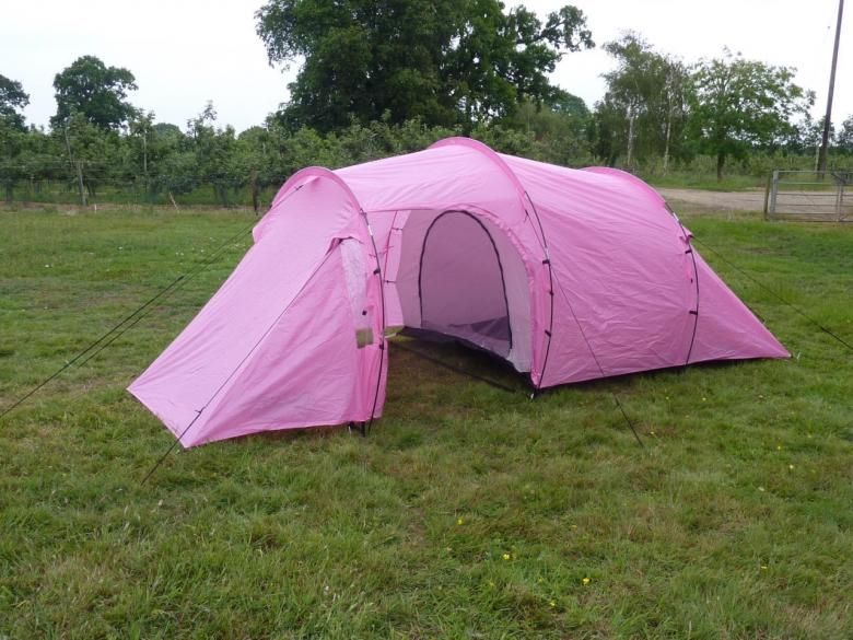 Pink C&ing Tent Check out these amazing conversion c& tents. Theyu0027re very cool & Pink Camping Tent Check out these amazing conversion camp tents ...