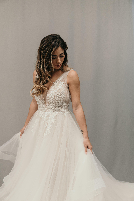 Tulle Wedding Dress In 2020 Tulle Wedding Dress Dream Dress Dresses