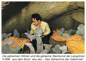 aku-aku - die geheimen Höhlen und die geheime Steinkunst der Langohren