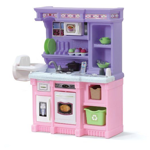 Step2 Little Bakers Kitchen Pretend Play Kitchen Kids Play