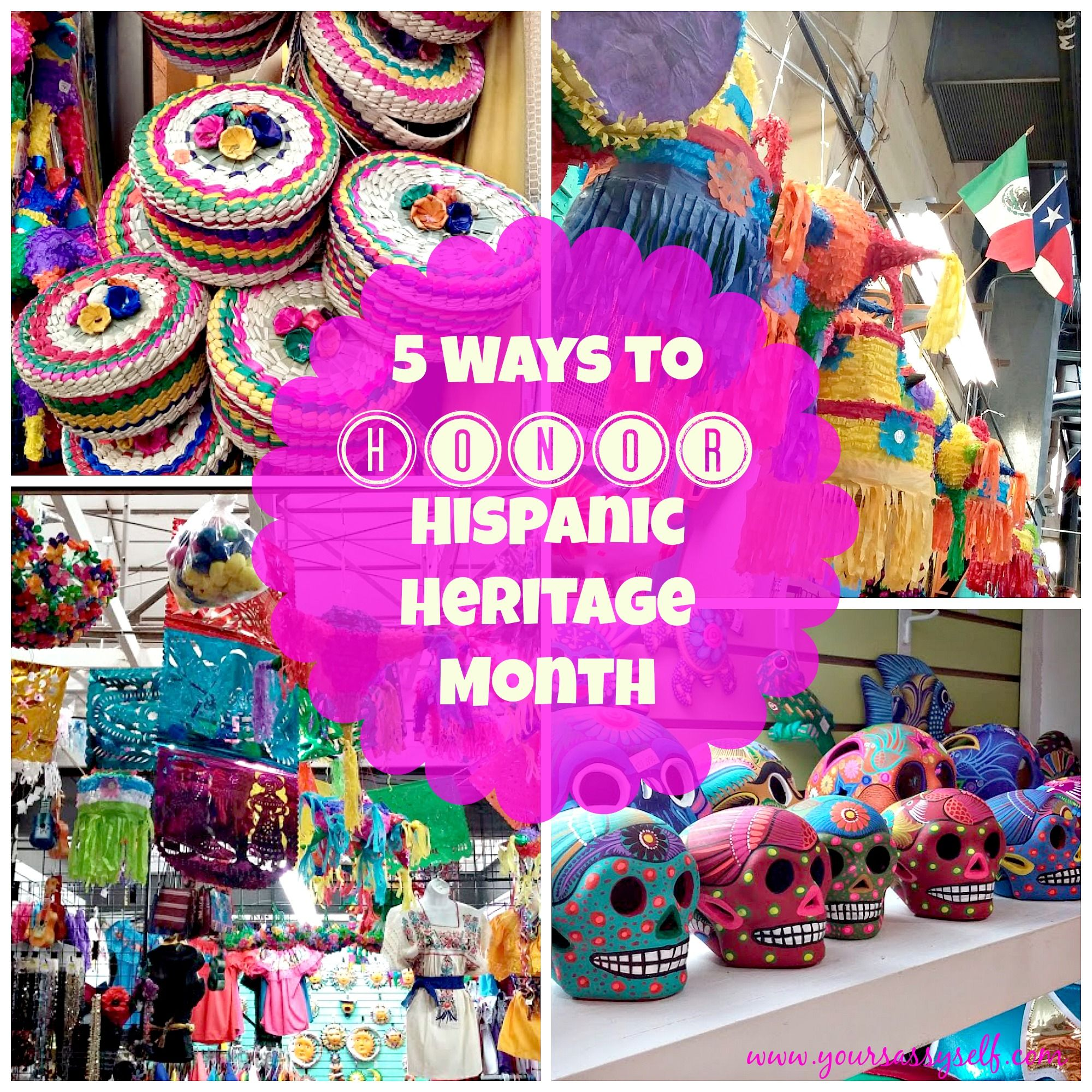 5 Ways To Honor Hispanic Heritage Month