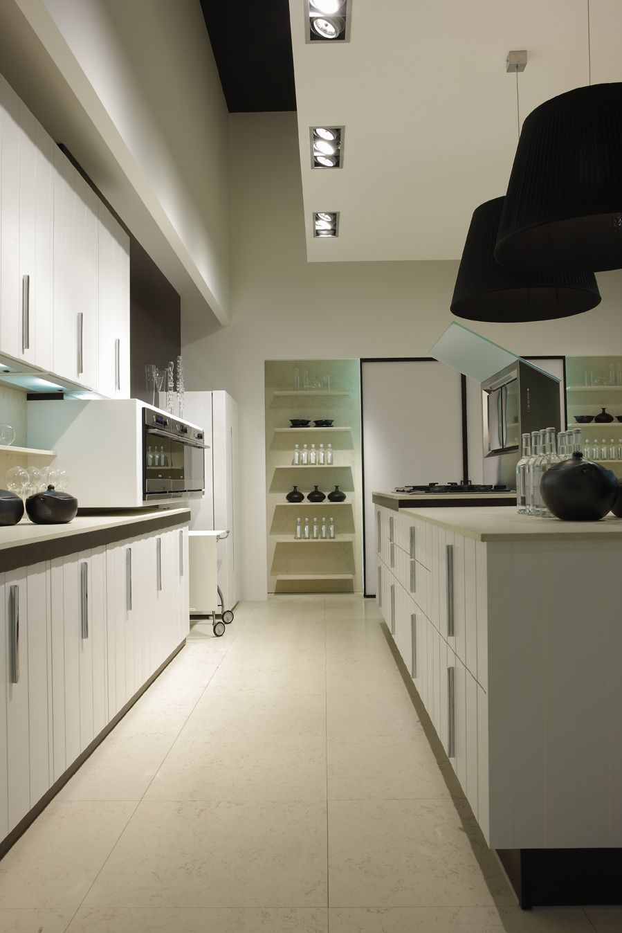 I Am A Big Fan Of Directional Spotlightsthis Kitchen Is Amazing Best Latest Kitchen Designs Uk Review