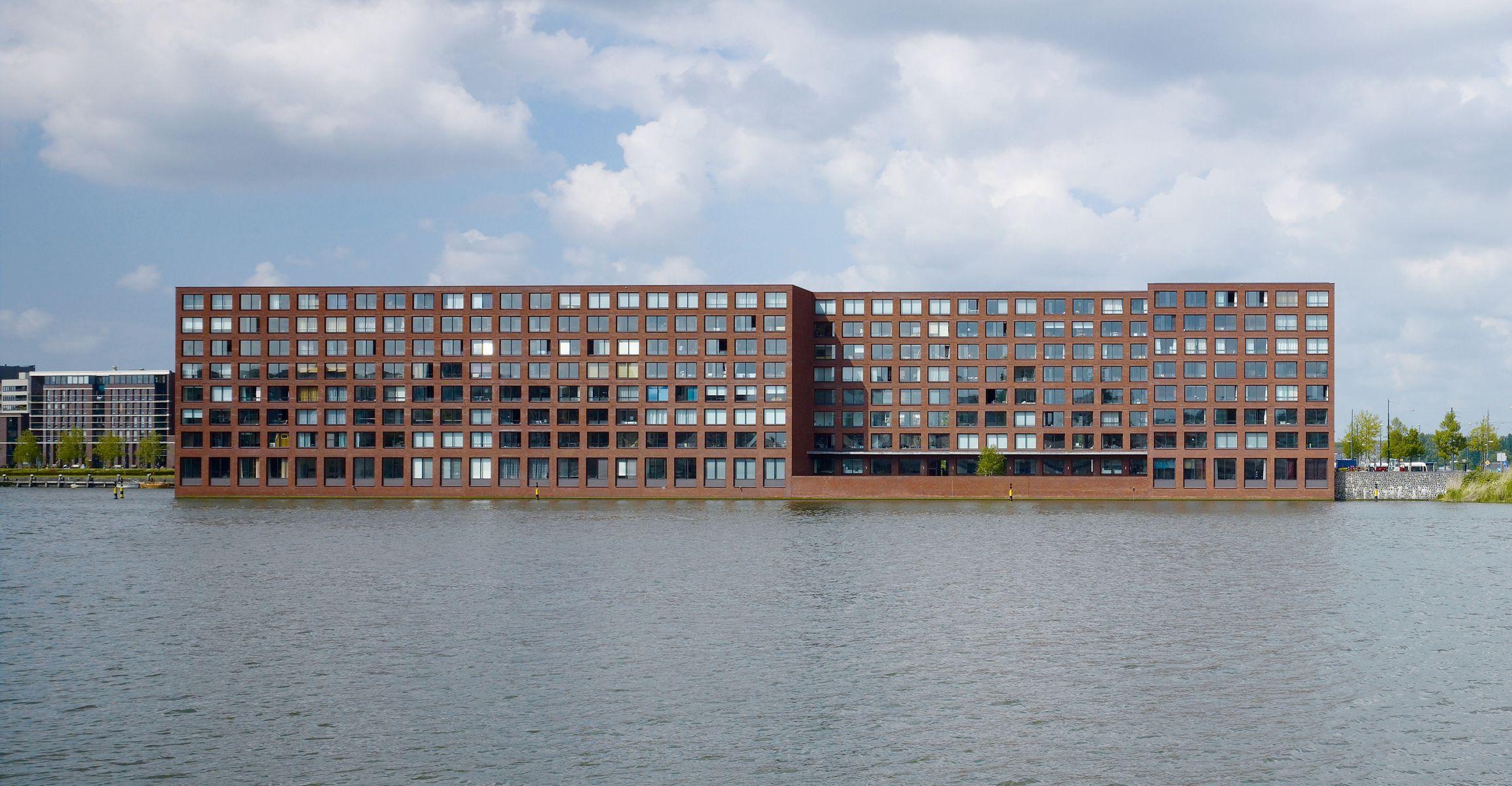 Architektur Amsterdam diener diener knsm and java island amsterdam architektur