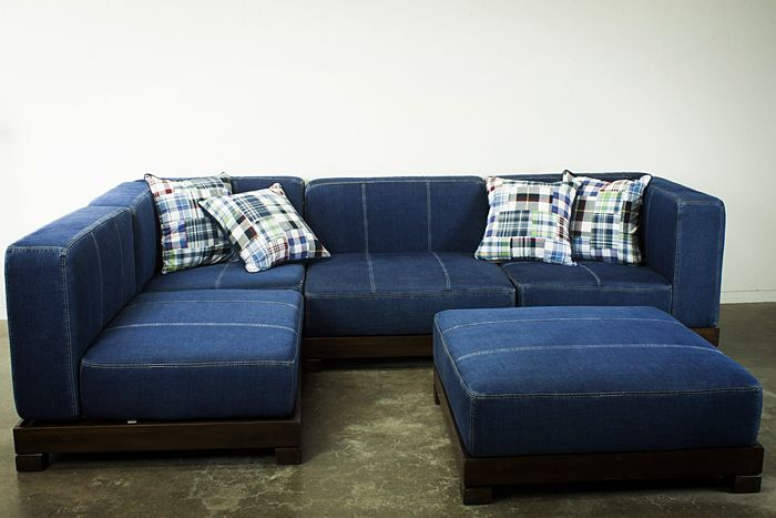 Pin By Sofascouch On Sofa Furniture Pinterest Denim Inspiration And