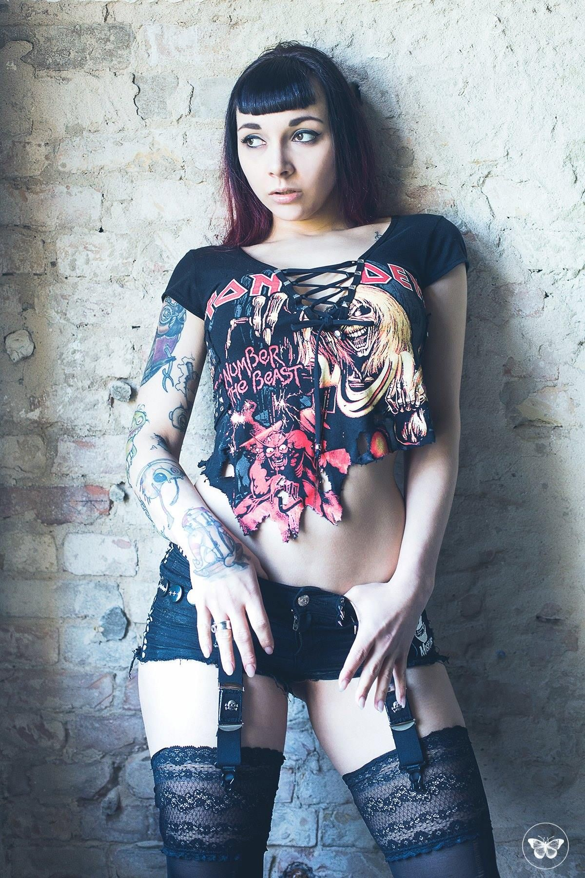 Leah Obscure.   Gothic, Steampunk
