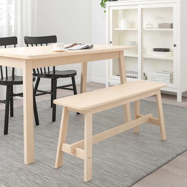 Norraker Banc Bouleau 103 Cm Ikea Mobilier De Salon Et Bouleau