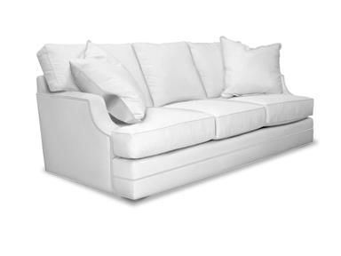 Shop for Drexel Heritage McDermott Three Cushion Sofa, D63-S, and other Living Room Sofas at Fiore Furniture Company in Altoona, PA. Tightback: L88 D39.50 H35, Inside: L69 D23 H14.50, COM 19.50 yds.