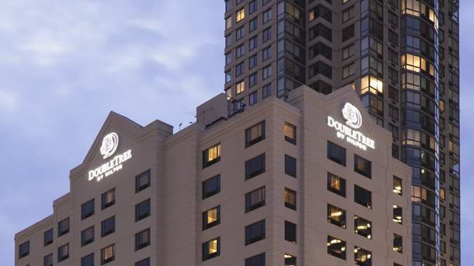 Doubletree By Hilton Hotel Suites Jersey City Brooklyn Bridge