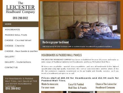 Leicester Headboard Co Headboard