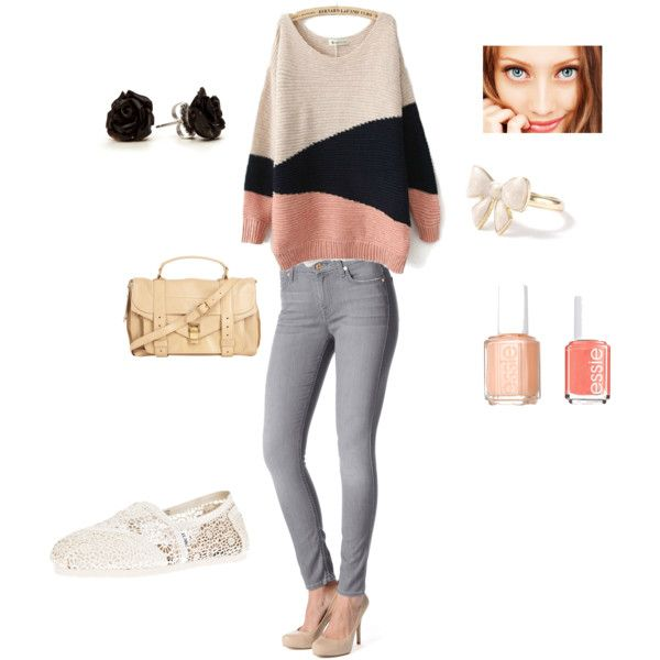 """""""Natural Outfit"""" by animgurlever on Polyvore"""