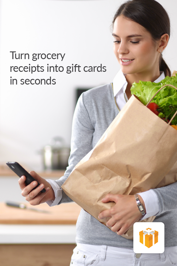 Rewards just for grocery shop? Check. Grocery savings