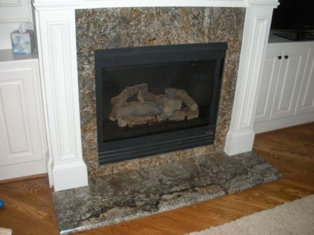 Granite For Fireplace Surround. Find quickly inspiration for your home improvement browsing Silver Granite  Fireplace Surrounds photos Image result granite fireplace Bathroom Tile Pinterest