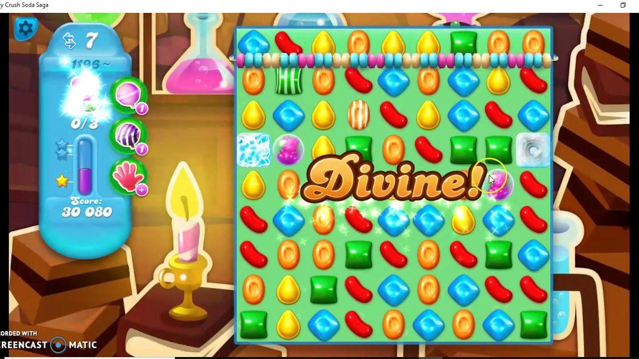 Candy Crush Soda Saga Level 1196 With Daily Reward Candy Crush Soda Saga Candy Crush Jelly Saga Candy Crush Games