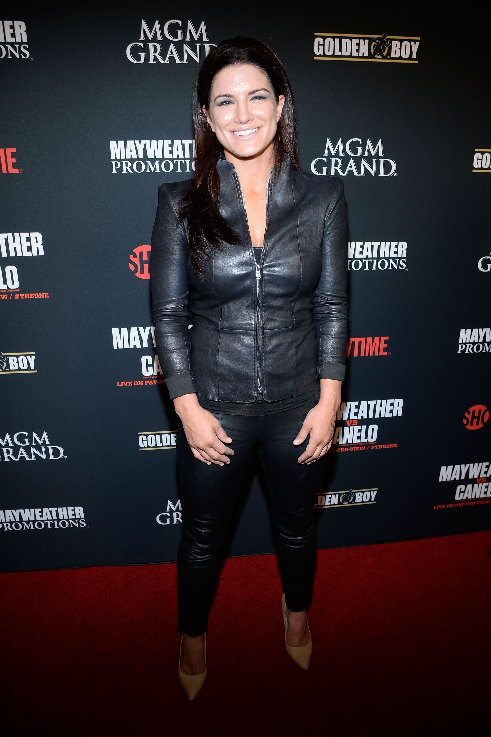 Gina carano diet plan and workout routine healthy celeb - Herpes Cure