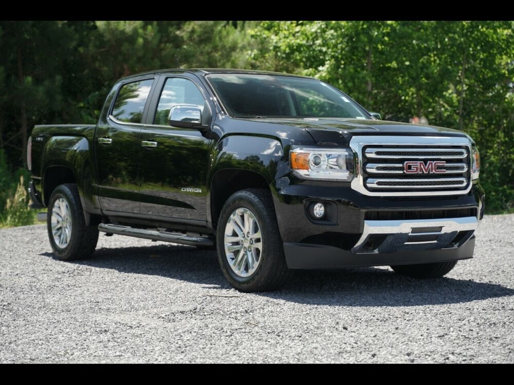 2016 Gmc Canyon Diesel 4x4 Instrumented Test