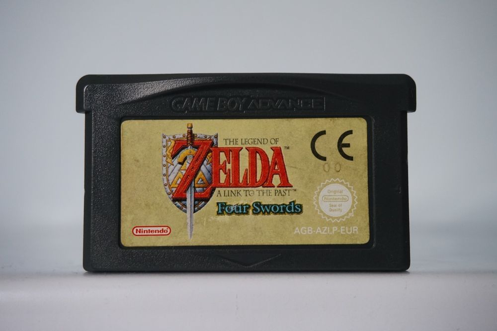Details about The Legend Of Zelda A Link To The Past Four
