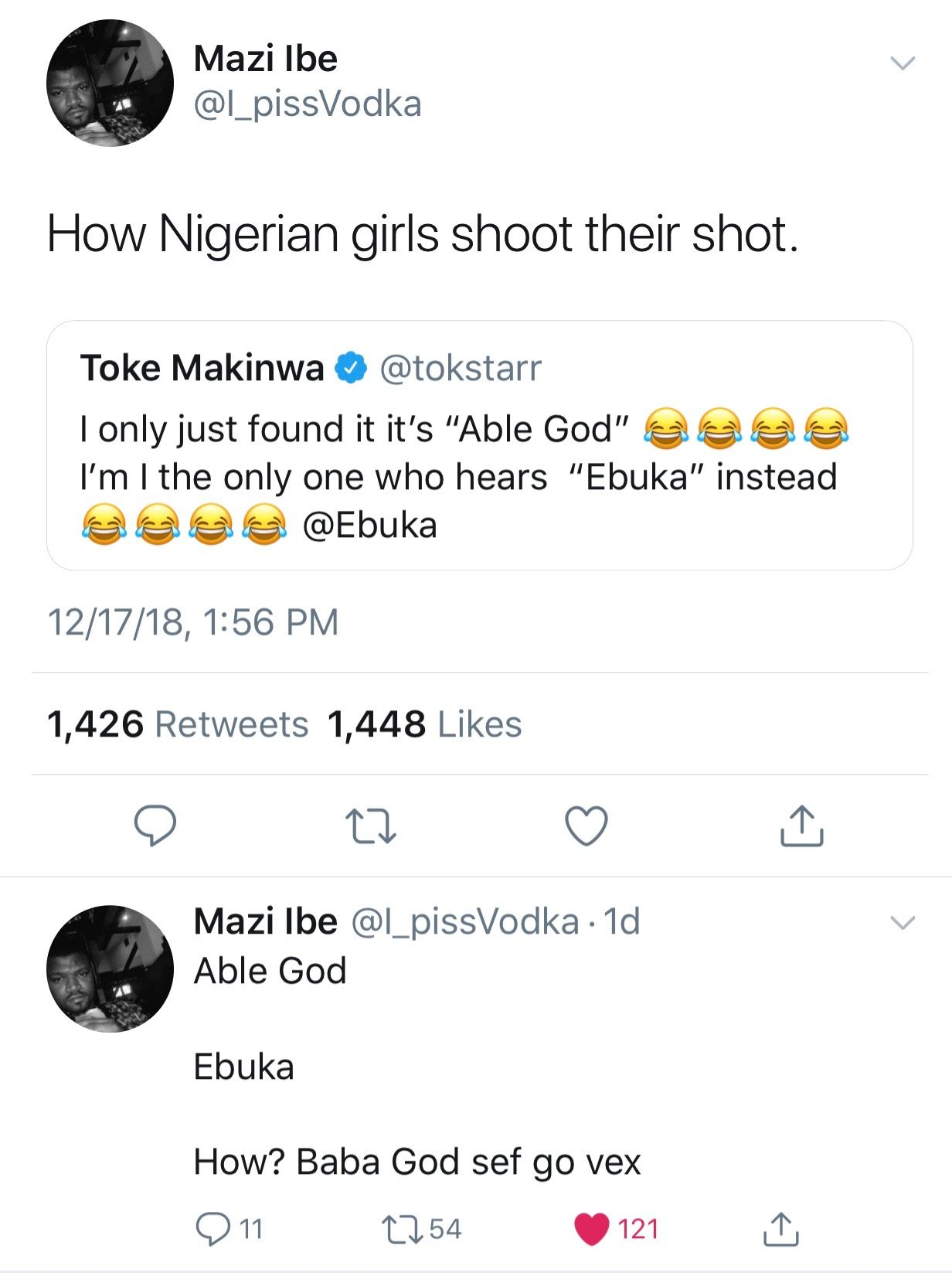Pin By Chika On N A I J A Nigerian Girls Facts Humour