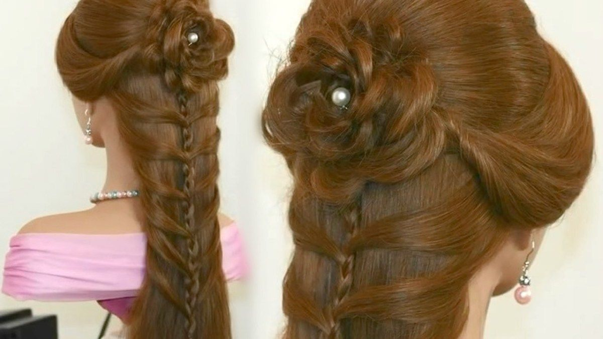 24 Populer Hairstyle For Girl Video Dailymotion In 2020 Long Hair Styles Cute Ponytail Hairstyles Hair Styles