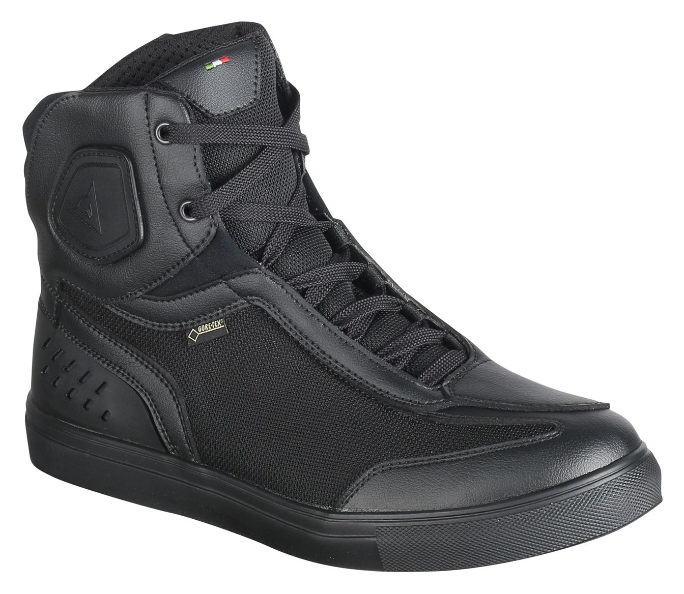 Dainese Street Darker Gore Tex Shoes Revzilla Dark Shoe Motorcycle Shoes Touring Boots