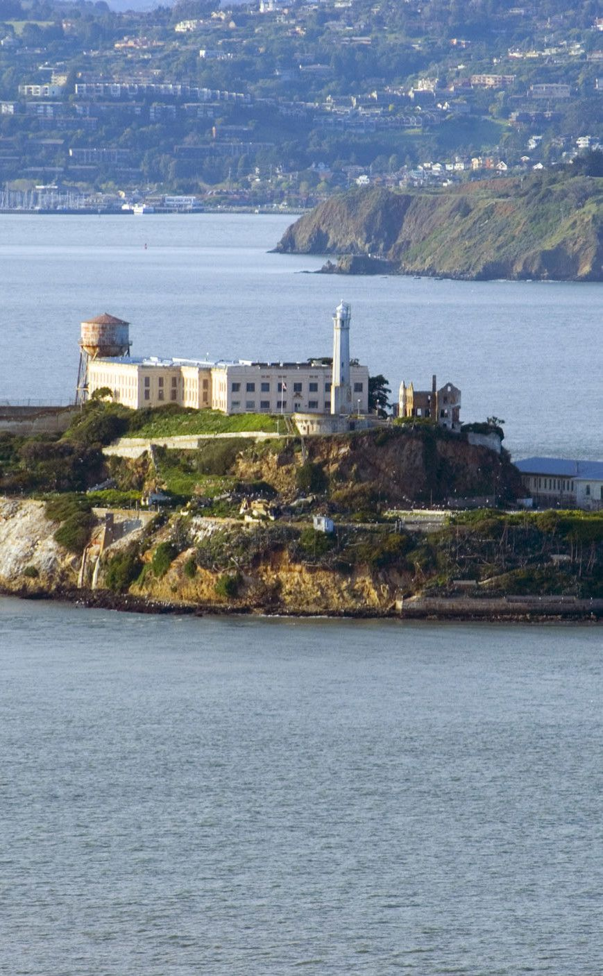 Alcatraz Island Vacation Trips Places To Visit Island