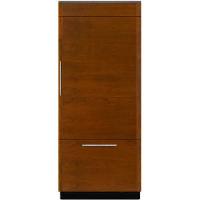 "JB36NXFXREJENN-AIR  36"" Built-in Bottom Freezer Refrigerator Panel Ready - Albert Lee Appliance"