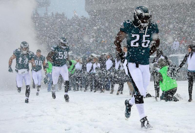 Lesean Mccoy Snow Wallpaper Philadelphia Eagles' L...